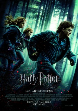 Harry Potter and the Deathly Hallows: Part I Poster