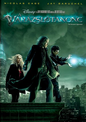 The Sorcerer's Apprentice 1280x1800