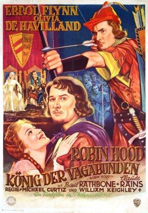 The Adventures of Robin Hood 916x1319