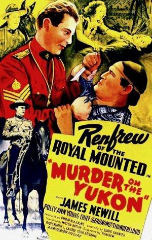 Murder on the Yukon 486x767