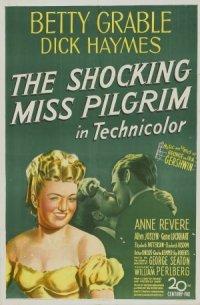 The Shocking Miss Pilgrim poster