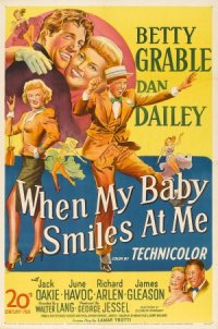 When My Baby Smiles at Me poster