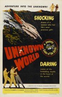 Unknown World poster