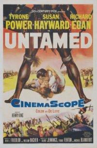 Untamed poster