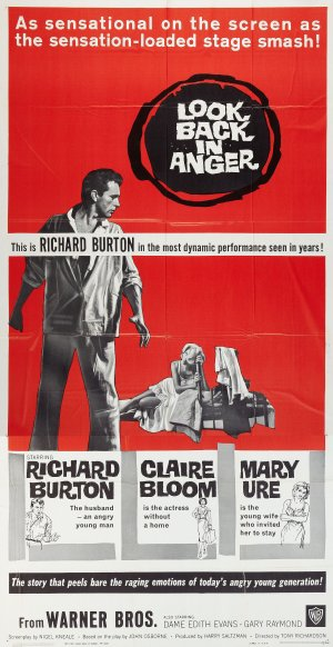 Look Back in Anger Poster