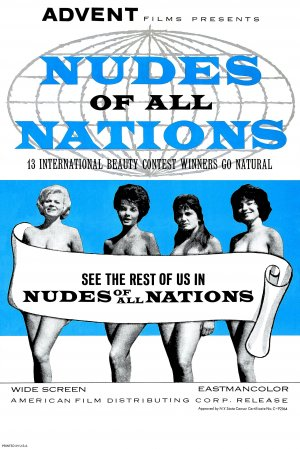 Nudes of the World Poster