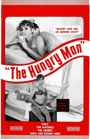 The Hungry Man Poster