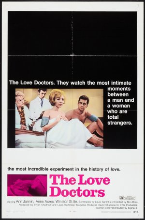 The Love Doctors Poster