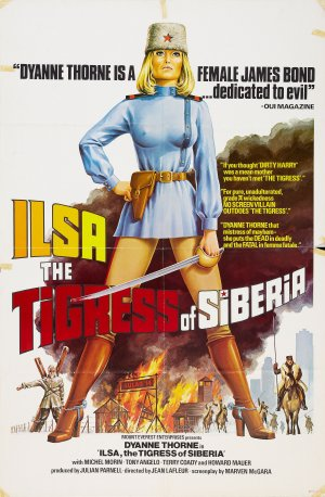 Ilsa the Tigress of Siberia  Poster