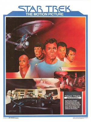 Star Trek: The Motion Picture 500x668
