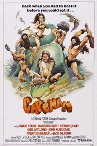 Caveman poster