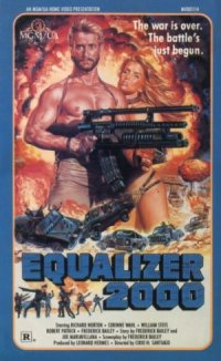 Equalizer 2000 poster