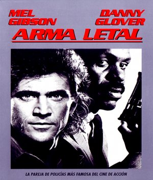 Lethal Weapon 595x700