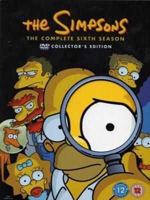 Die Simpsons 1351x1797