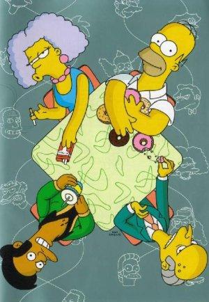 Die Simpsons 550x795