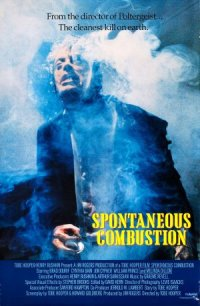 Spontaneous Combustion poster