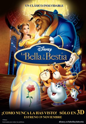 Beauty and the Beast 3472x5000