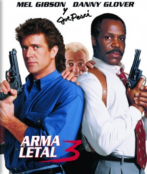 Lethal Weapon 3 591x700