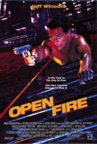 Open Fire poster