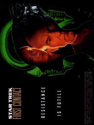 Star Trek: First Contact 600x800