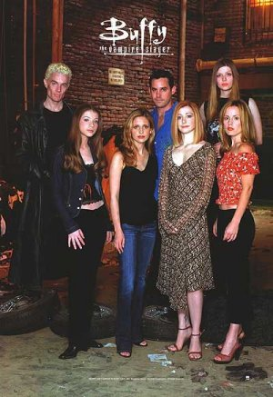 Buffy the Vampire Slayer 400x583