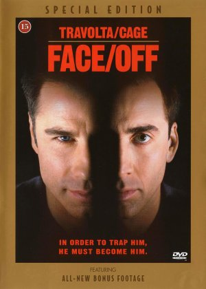 Face/Off Cover