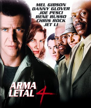 Lethal Weapon 4 591x700