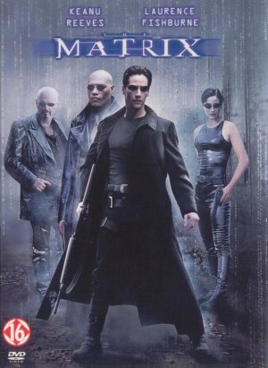 The Matrix Cover