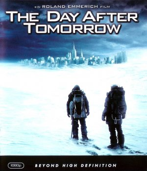 The Day After Tomorrow Cover