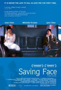 Saving Face poster