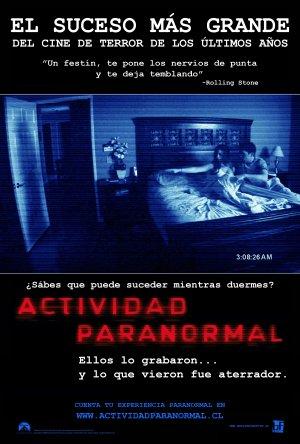 Paranormal Activity 2791x4134