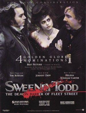 Sweeney Todd: The Demon Barber of Fleet Street 2481x3254
