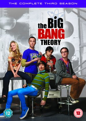 The Big Bang Theory 1618x2263