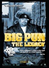 Big Pun: The Legacy poster