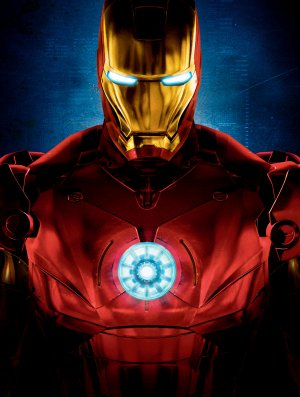 Iron Man 1926x2550