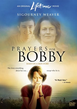 Prayers for Bobby Dvd cover