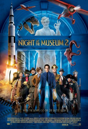 Night at the Museum: Battle of the Smithsonian 2278x3332