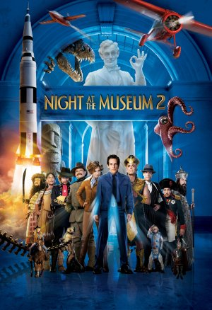 Night at the Museum: Battle of the Smithsonian 2278x3329