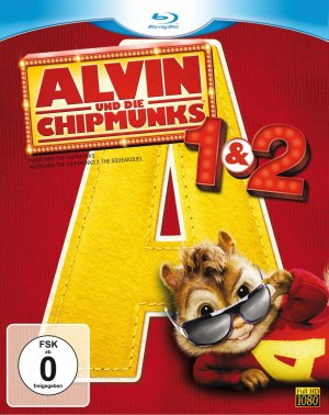 Alvin and the Chipmunks: The Squeakquel 1614x2031