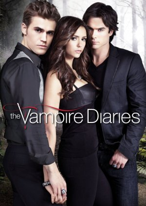 The Vampire Diaries 1061x1498