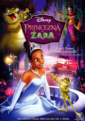 The Princess and the Frog 1004x1425