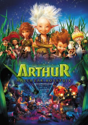 Arthur et la vengeance de Maltazard 761x1072