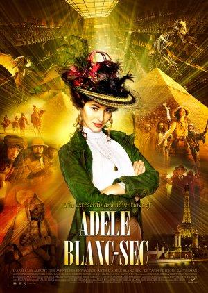 Adèle und das Geheimnis des Pharaos 1679x2362