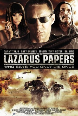 The Lazarus Papers 452x670