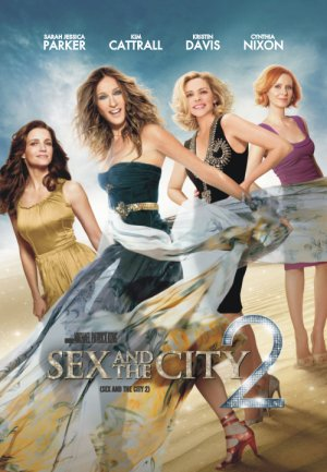 Sex and the City 2 500x722
