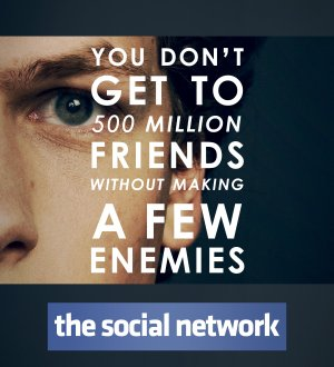 The Social Network 3500x3850