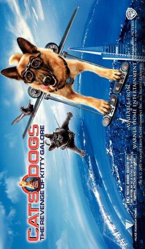 Cats & Dogs - Die Rache der Kitty Kahlohr 1400x2400