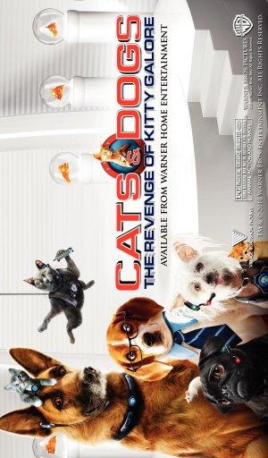 Cats & Dogs - Die Rache der Kitty Kahlohr 1405x2400
