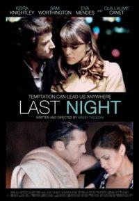 Sólo una noche poster