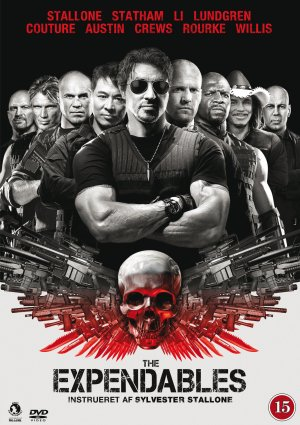 The Expendables 3072x4348